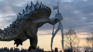 5 Time i seen Godzilla fighting in real life - Paranormal TOP 5