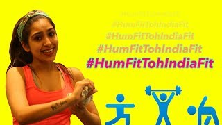 #HumFitTohIndiaFit: Here's the rookie mistake celebs are making
