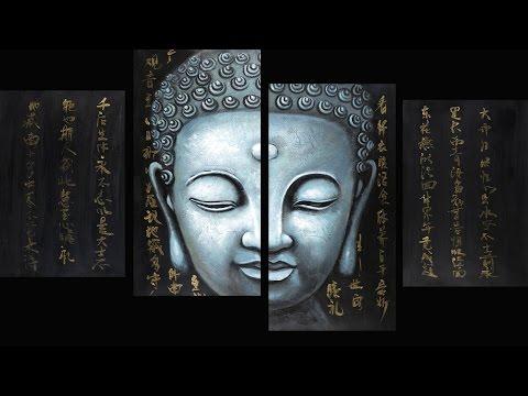 Tụng Chú Lăng Nghiêm Tiếng Phạn Vô Cùng Uy Lực | Thần Chú Tây Tạng