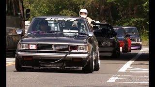 ☆富士河口湖オートジャンボリー2018 場外⑦ Japanese Custom Old Cars Event Fuji Kawaguchiko Auto-Jamboree 2018 Vol.7