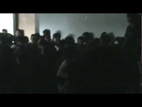 Free Speech - Attitude ( Bad Brains cover ) Live at denpal