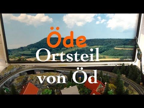 "Kofferbahnanlage Spur Z  – "" Öde""  im Laptop Koffer - P. Röpke - Nr. 39"
