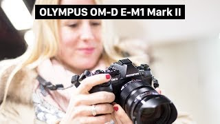 Olympus OM-D E-M1 Mark II Review Deutsch | 60 Bilder pro Sekunde | 4K Videokamera