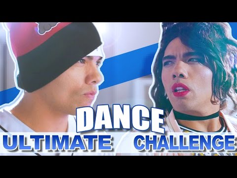 ULTIMATE DANCE CHALLENGE: TRIXIE