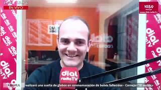 Alex Piazze Piloto de San Rafael, habló con #AD (Parte 2)