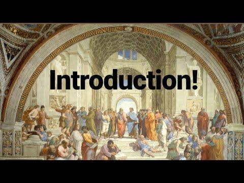 Introduction: Ideas with Rudra || Amit Hasan Rudra (অমিত হাসান রুদ্র)