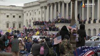 Incidente la Washington: Patru persoane au decedat şi 52 au fost arestate