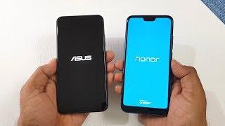 Asus Zenfone 5Z vs Honor 10 Speed Test !