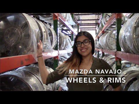 Factory Original Mazda Navajo Wheels & Mazda Navajo Rims – OriginalWheels.com