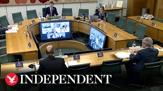 Watch again: Whitty and Vallance give evidence at Science and Technology Committee