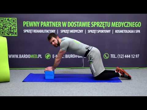 Jak zbudować mięśnie na poręczach i poziomym pasku programu