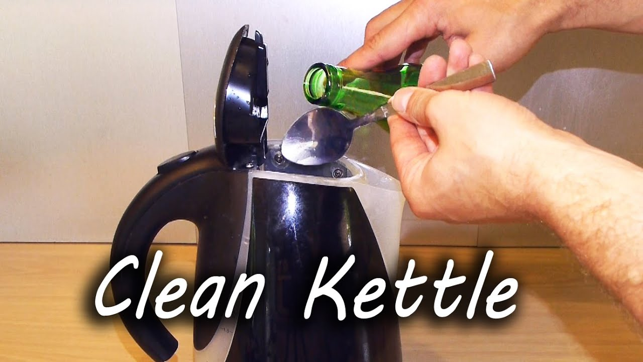 How to Remove Limescale from your Kettle thumbnail