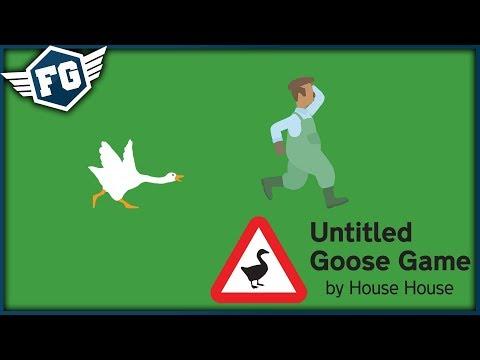 JSEM V TELEVIZI - Untitled Goose Game #2