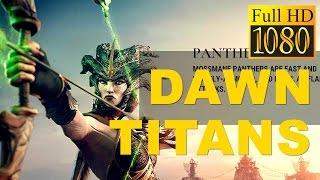 Dawn Of Titans Game Review 1080P Official Naturalmotiongames Ltd Strategy 2016