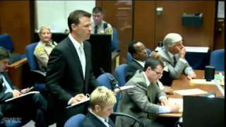 Conrad Murray Trial   Day 21, Part 1