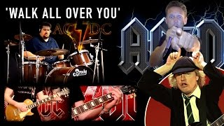 Walk All Over You by AC/DC | FULL BAND COVER