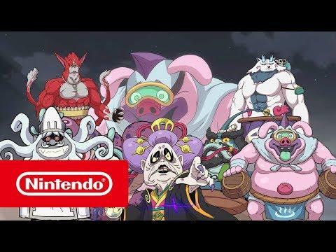 YO-KAI WATCH 2: Psychic Specters - Trailer (Nintendo 3DS) thumbnail