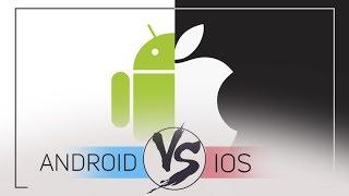 Android VS iOS. Последняя битва
