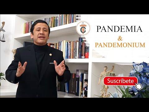 PANDEMIA & PANDEMONIUM - Tribuna Constitucional 153 - Guido Aguila Grados