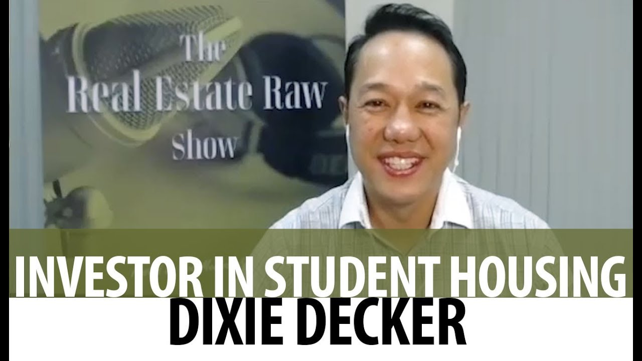 Investing Superstar Dixie Decker Cracks the Code on Student Housing