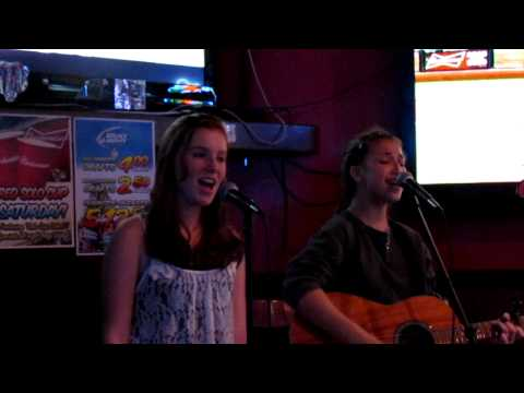 Fun.: We Are Young ft. Janelle Monáe (Cover by Brooke and Julia)