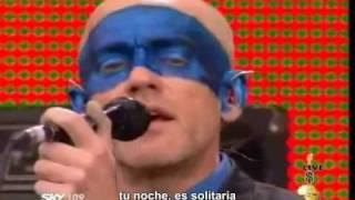 R.E.M. - Everybody Hurts (Live - Subtitulada)