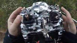 FPV Freestyle - Stickcam Test