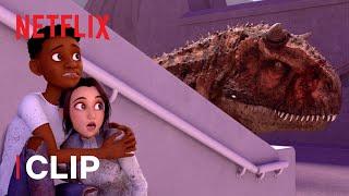 Race to Escape � Jurassic World Camp Cretaceous   Netflix Futures