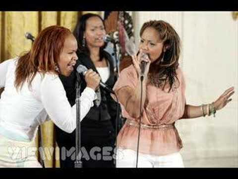 Can't Give Up Now- Mary Mary