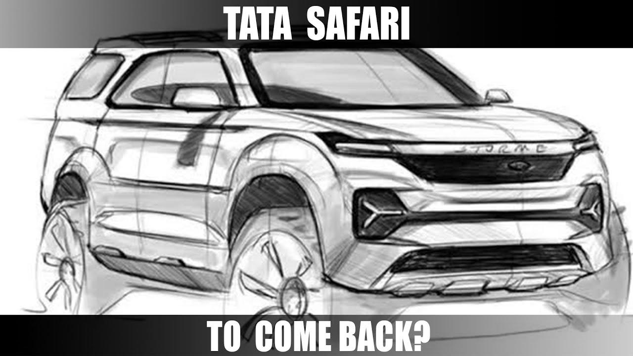 Motoroctane Youtube Video - Tata Safari to come back?