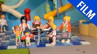 Playmobil Film Deutsch KRANKENWAGEN IM SCHWIMMBAD