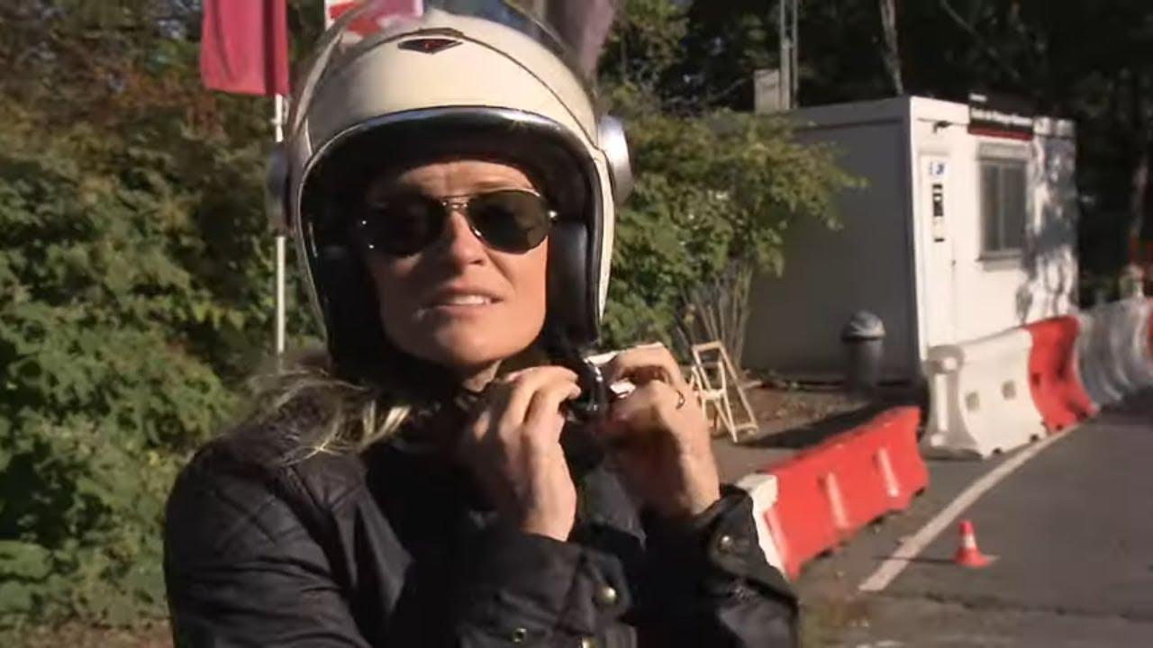 Les femmes et la moto : les amazones du bitume