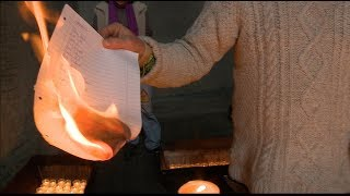 Video: 1000 Kerzen nach Lourdes