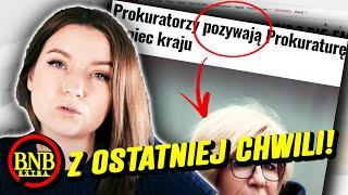 POLSKA W RUINIE! PROKURATORZY POZWALI PROKURATURĘ