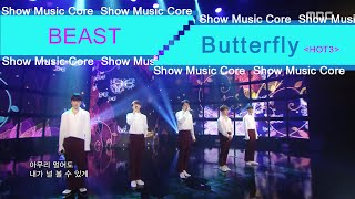 [Comeback Stage] BEAST - Butterfly, 비스트 - 버터플라이 Show Music core 20160709
