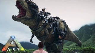 ARK: Survival Evolved - Respawn - Live Action Trailer by PIXOMONDO!