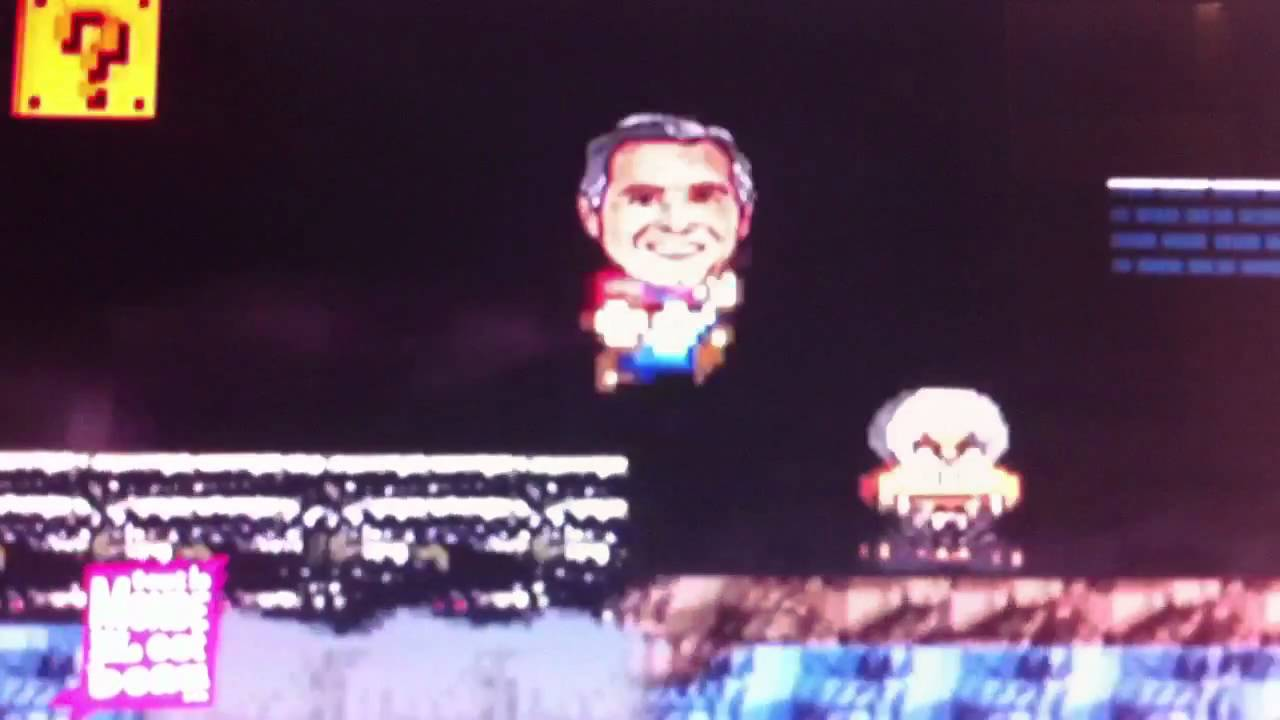 Osama Bin Laden's Demise, As Told Through A Game Of Super Mario Bros.