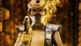 power rangers beast morphers gold and silver zords - TH-Clip