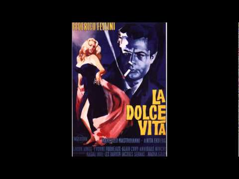 Original Versions Of La Dolce Vita By Xavier Cugat And His Orchestra Secondhandsongs