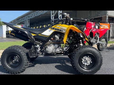 2016 Yamaha Raptor 700R SE in Greenville, North Carolina - Video 1