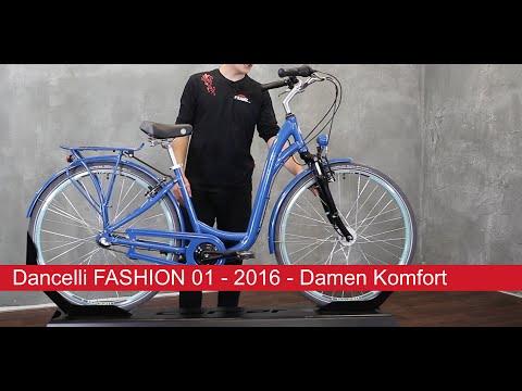 Dancelli FASHION 01 - 2016 - Damen Komfort