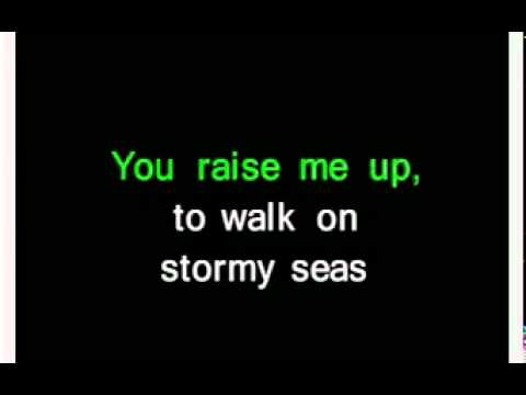 Westlife You Raise Me Up Karaoke Www Timomusic Ch