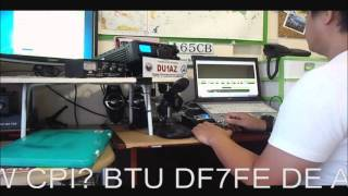 Morse Code Contact