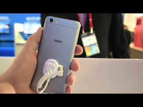Haier Leisure L56, video anteprima dal MWC 2016