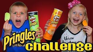 The Pringle Challenge!
