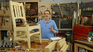 Introducing Making A Dining Chair | Paul Sellers