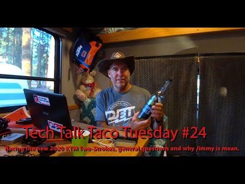 Tech Talk Taco Tuesday #24