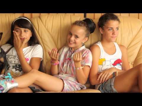 Suzi - Nashiat Cirk - 2012 (Suzanitta's first music video)