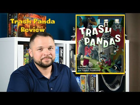 Dice at Dusk Reviews Trash Pandas