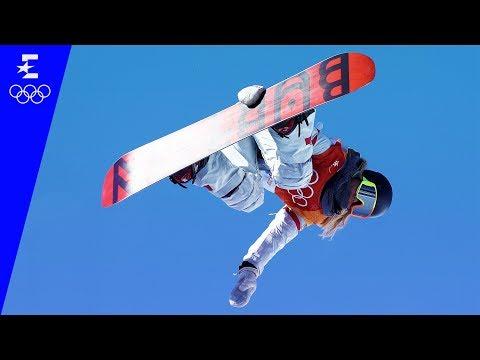 Snowboard | Ladies' Halfpipe | Pyeongchang 2018 | Eurosport